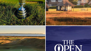 THE OPEN The Royal St. George's Golf Clu