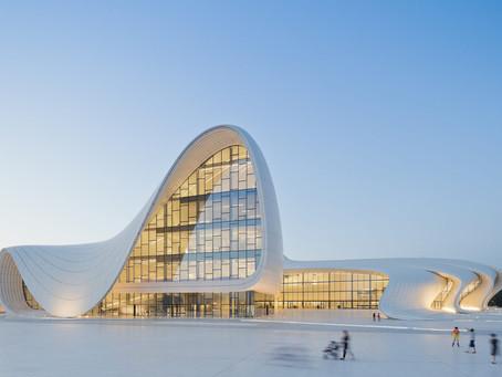 Zaha Hadid and the KnitCandela Project
