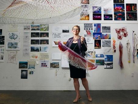 Janet Echelman: Making the Ephemeral Eternal