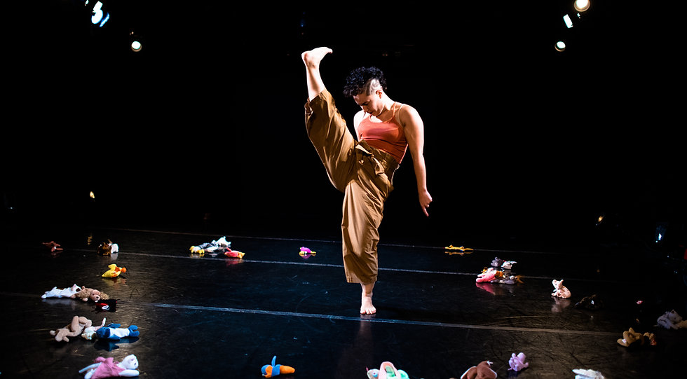 Sarah Chien, dance, Andy Ribner, Triskelion