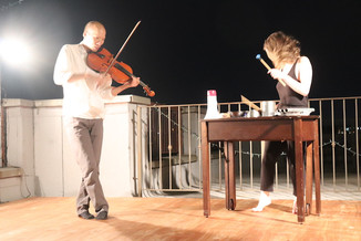 photo credit: Lily Kind | performers: Caitlin Cawley, Richard Kim