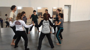 workshop: Pathways Through the Floor (Sarah Chien)