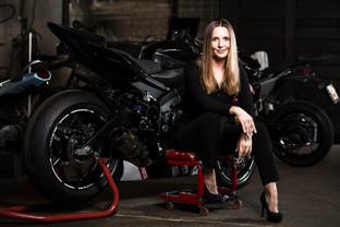 Nadine Moto Den Dungen