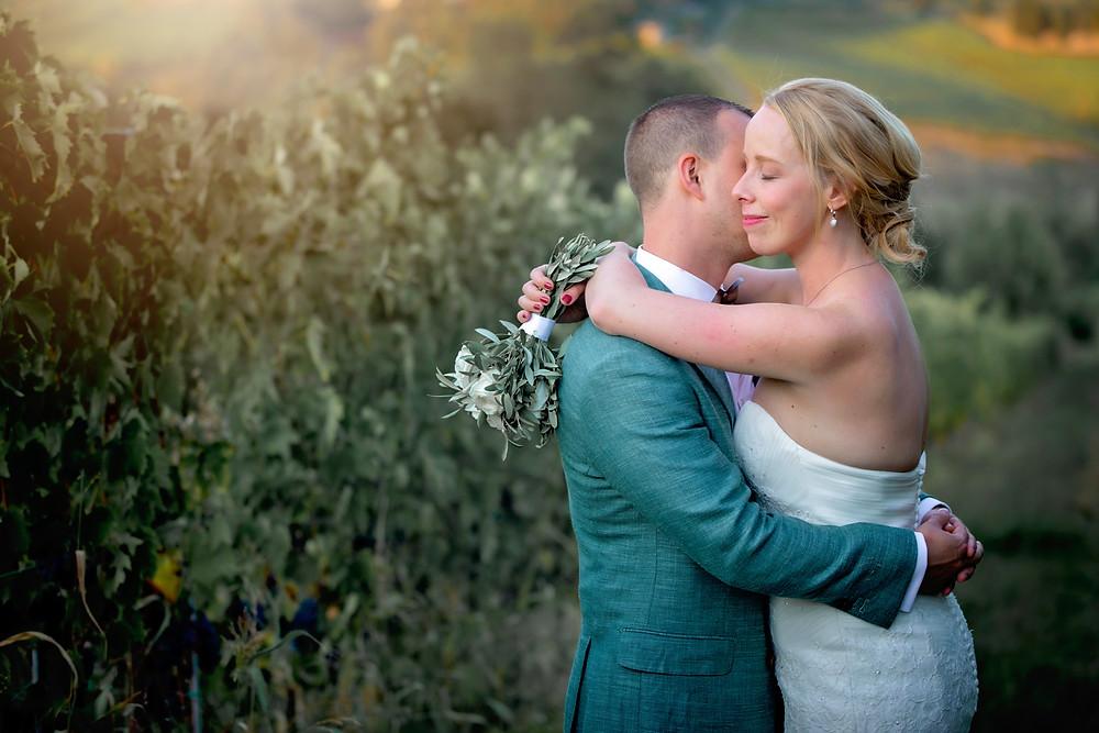 bruiloft Rowan en Jeske Toscane Italie