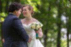wie wil er een mooie bruiloft