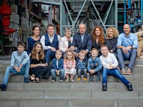 familieshoot de Koning Noordkade Veghel