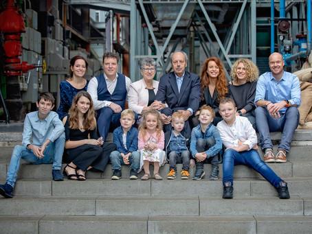 familieshoot Noordkade Veghel,          familie de Koning