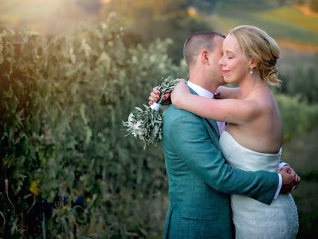 bruidsreportage Toscane Italie,          bruiloft Rowan en Jeske