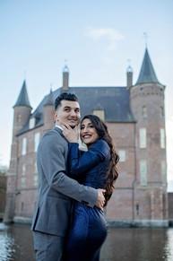 loveshoot kasteel Heeswijk Twan Gevers Fotografie