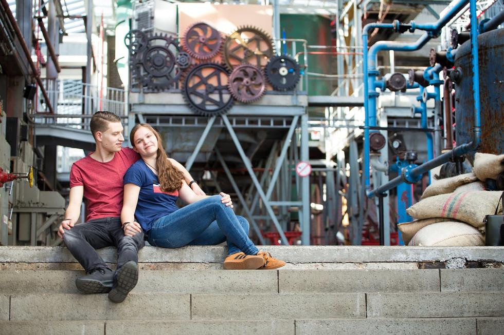loveshoot Noordkade Veghel Twan Gevers Fotografie