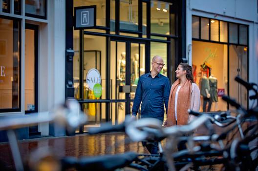 loveshoot centrum Den Bosch Twan Gevers Fotografie