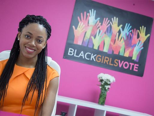 Black Girls Vote - Natasha Murphy