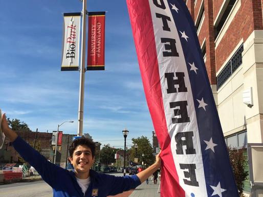 Baltimore Votes - Sam Novey