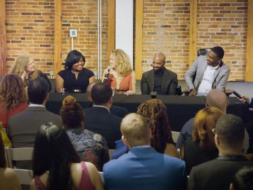 Charm City Dreamer Gala Panel
