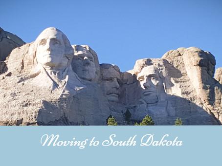 Moving to South Dakota: Estate Planning
