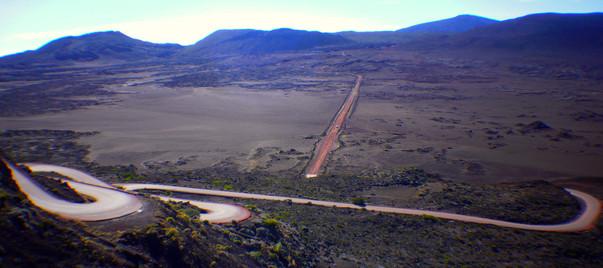 Route du Volcan, La Réunion