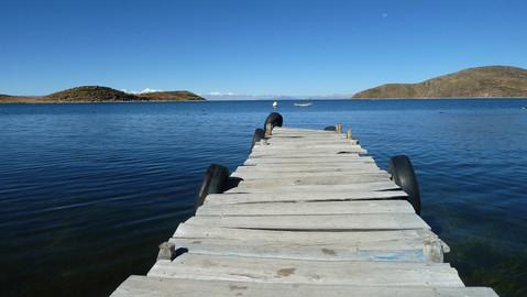Lac Titicaca, Pérou / Bolivie