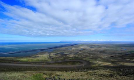 Heradssandur, Iceland