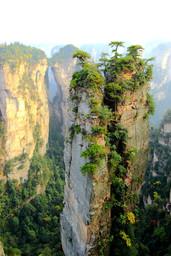 Zhangjiajie, Chine