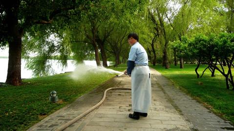 Palais d'été, Pékin, Chine
