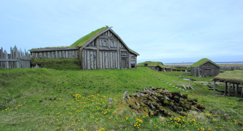 Stokksnes, Islande