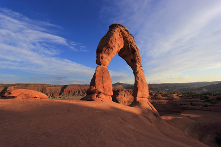 Delicate Arch, Arches NP, Utah, USA
