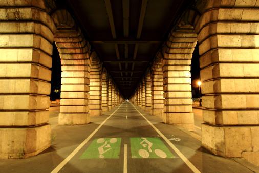 Pont de Bercy, Paris, France