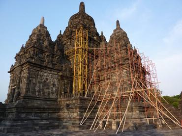 Prambanan, Java, Indonésie