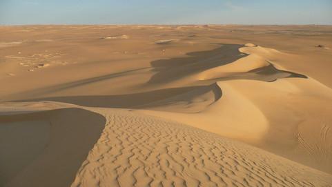 Désert du Sahara, Egypte
