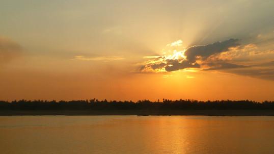 Rivière Mekong, Cambodge