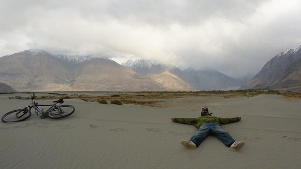 Vallée de la Nubra, Ladakh, Inde