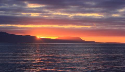 Langanes, Islande