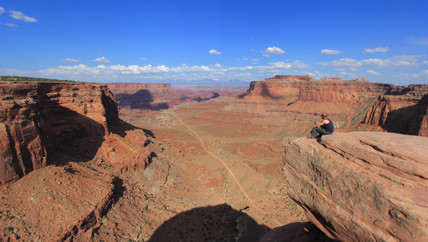 Island in the Sky District, Canyonlands National Park, Utah, USA