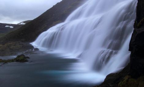 Dynjandi, Islande