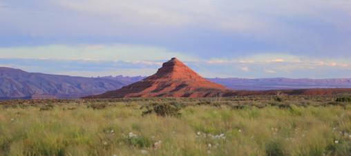 Bell Butte, Utah, USA
