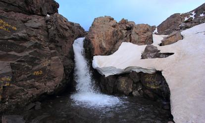 Djebel Toubkal, Morocco