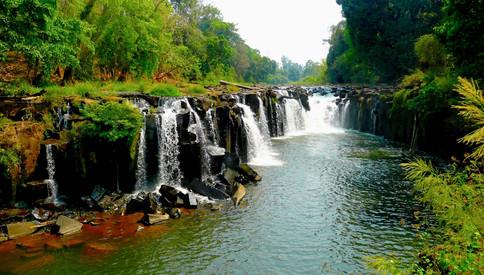 Plateau Bolaven, Laos