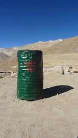 Col Khardung La, Ladakh, Inde