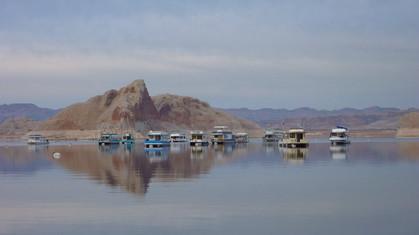 Lac Powell, Utah, USA