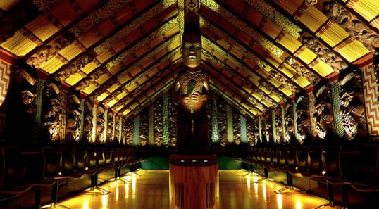 Te Papa Museum, Wellington, New Zealand