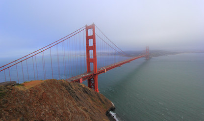Golden Gate Bridge, San Francisco, Californie, USA
