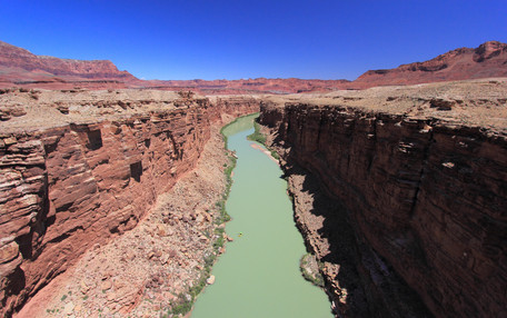 Colorado River, Arizona, USA