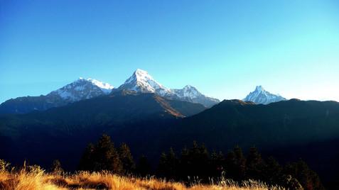 Annapurna, Népal