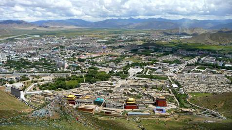 Shigatse, Tibet