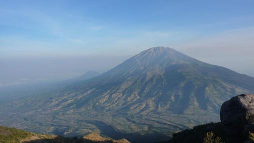 Mont Merbabu, Java, Indonésie