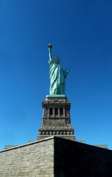 Statue de la Liberté, Liberty Island, New York City, USA