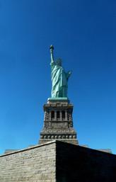 Statue de la Liberté, Liberty Island, New York City, USA