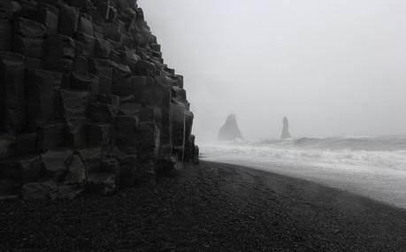 Reynisfjara Beach, Islande