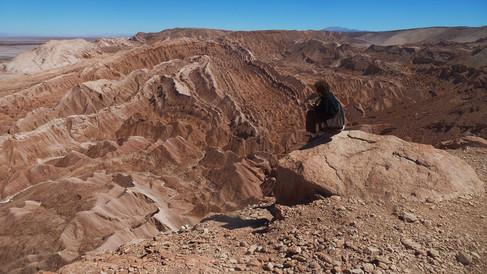 Désert d'Atacama, Chili
