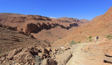 Gorges de Todra, Maroc